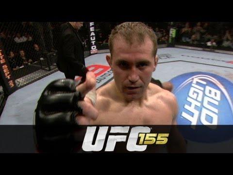 UFC 155 Fighter Diary: Alan Belcher