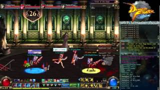DFO Chaos Knight Full Party Tower of the Dead 2