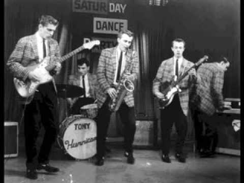 Johnny And The Hurricanes - Ja-Da / Mr. Lonely