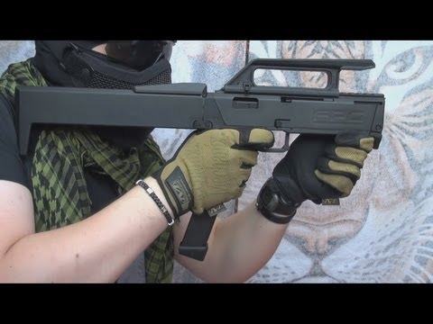 (Airsoft) FPG Magpul/KWA (replica of the FMG-9 Magpul)