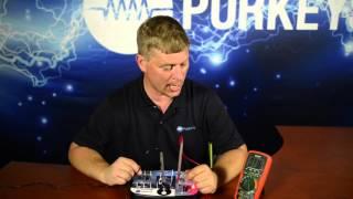 Using the Multimeter Training Unit (MTU): Pulse Width Modulation- Purkeys