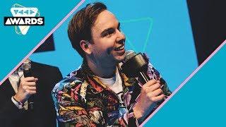 Dylanhaegens Wint Beste Comedy (VEED Awards 2018)
