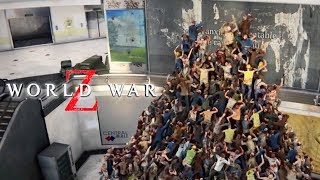 World War Z Gameplay Guide Tips & Tricks Episode 3 Moscow Game