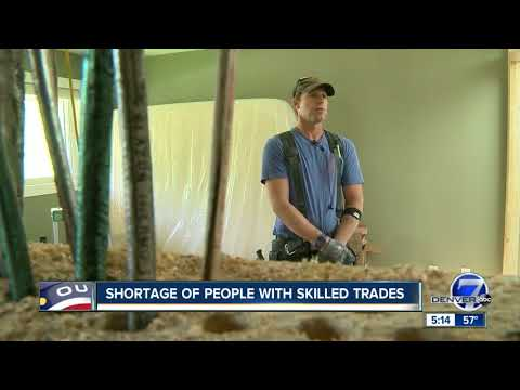 Shortage of electricians in Colorado despite surge in growth and construction