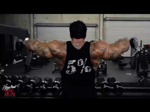 SIDE LATERALS- DOING THIS SHIT RIGHT- Rich Piana