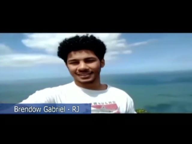 Amigos do Papo: Brendow Gabriel - RJ