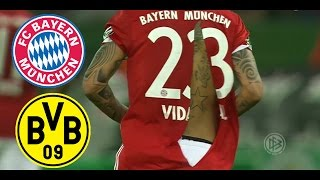 DFB Pokal Final - Epic Fight - FC Bayern vs Borussia Dortmund