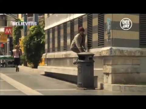 BELIEVERS – 5°puntata – DJ TV 2011 (skate)