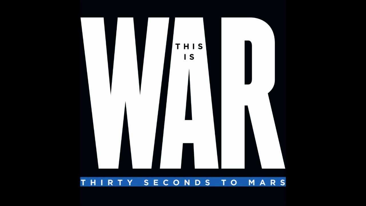 30 SECONDS TO MARS - THIS IS WAR LYRICS