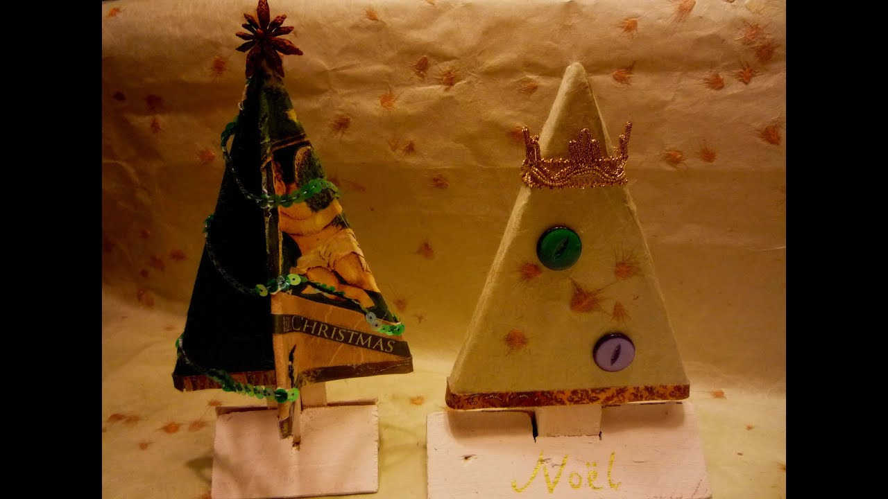 #AD5208 Home Made Repurposed Wood & Fabric Christmas Decorations  6431 décoration noel home made 2048x1495 px @ aertt.com