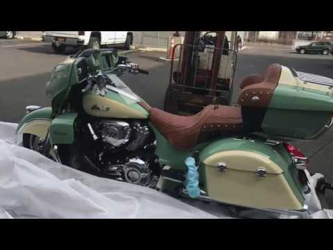 Why I traded in my Indian Motorcycle (2017 Roadmaster) thumbnail
