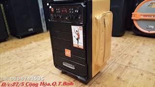 Loa Mini JBZ 1005 Mẫu Đẹp( 250W) - Loa Mini Gia Đình Đón Xuân 2019