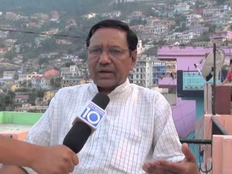 Uttarakhandi legendary singer Narendra Singh Negis interview...