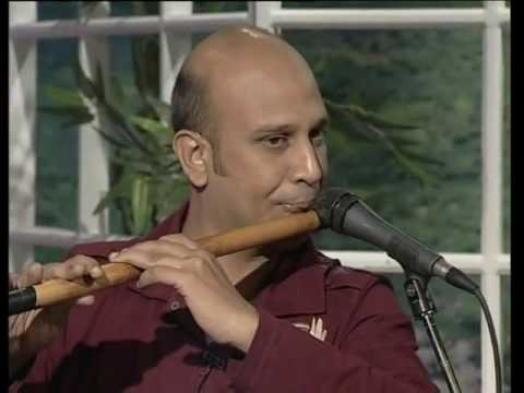 Baqir Abbass Playing Tere Bina Nahin Lagda Dil Mera On Bansuri...