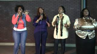 "SWAT ""Sisters With A Testimony"" video on LTAI with Pastor Jeff talk show"