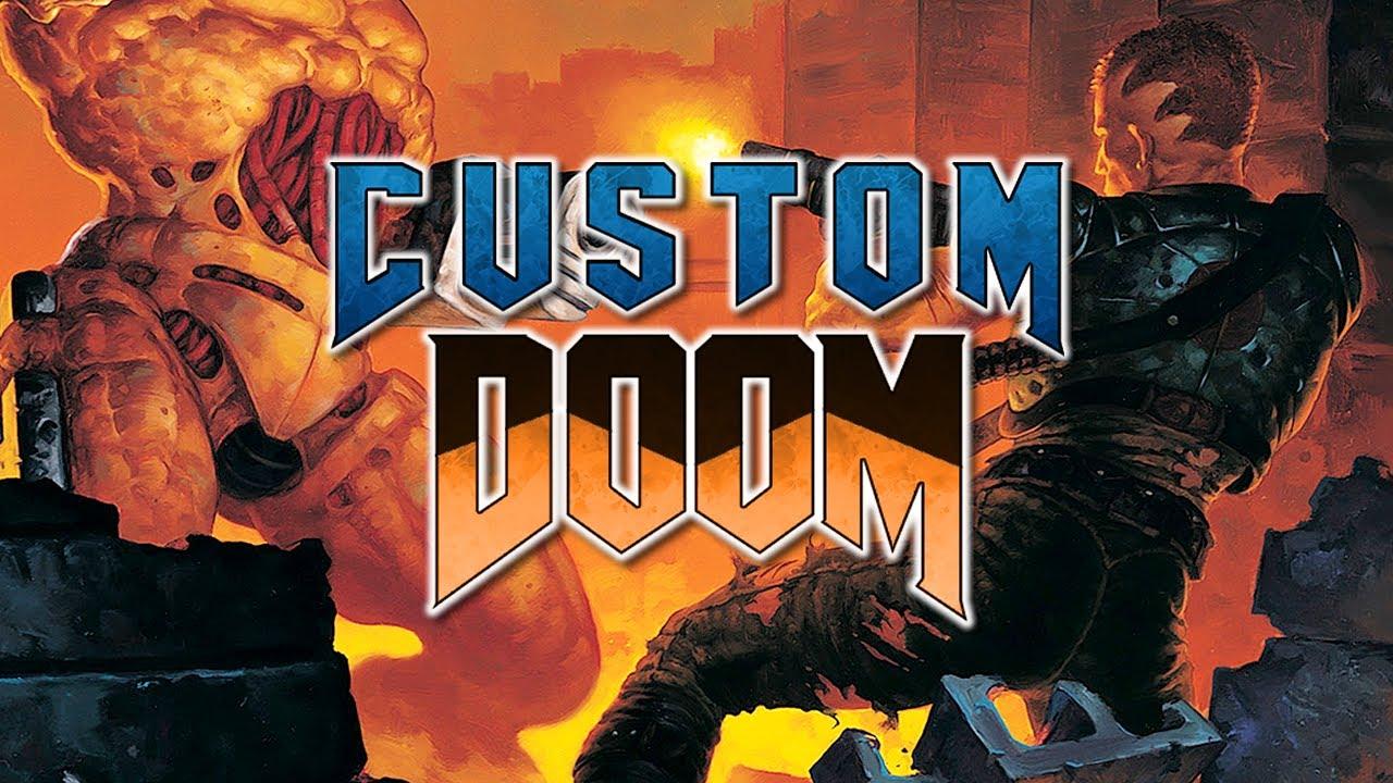 Personalize a dificuldade no Doom com o CustomDoom