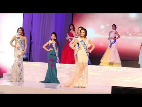 Miss South East Asia Tourism Ambassadress 2015 - Introduction of 16 Delegates