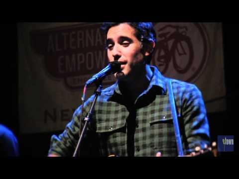 """Joshua Radin - """"Tomorrow Is Gonna Be Better"""" (eTown webisode 168)"""