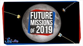 Future Space News of 2019