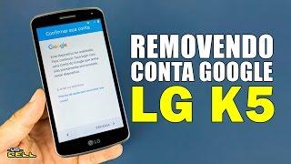 Formatar resetar o LG K5 X220 configurações originais de fábrica