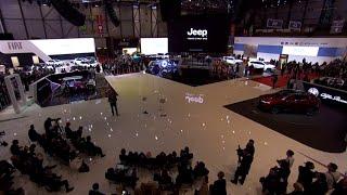 Official Jeep® Press Conference   2019 Geneva International Motor Show