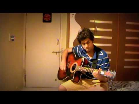 Luka Chuppi (Rang de Basanti)  acoustic and vocals by Dhruv...