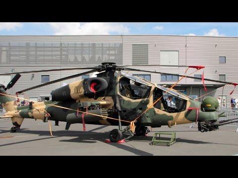 Вертолёт Эрдоган Ка-50-2