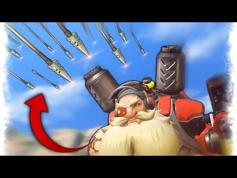 WORLDS LUCKIEST Hanzo..?!   Overwatch Best and Funny Moments - Ep.194