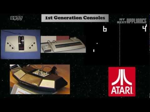 ‡ AGE OF ATARI ‡ 1st and 2nd Generation Consoles ‡ GAMING WARS 1