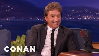 Martin Short On Mean YouTube Comments  - CONAN on TBS