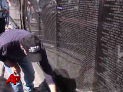 First Person: Adding a Name to Vietnam Wall