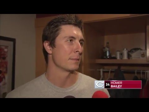 Homer Bailey on rehab start in Triple-A
