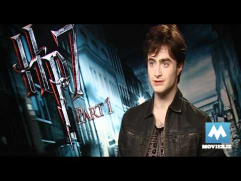 Daniel Radcliffe on the END of Harry Potter & The Deathly Hallows HP7