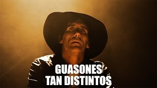 Guasones - Tan distintos Ft. M-Clan (video oficial)