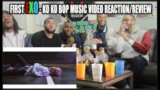 FIRST EXO ?? 'KO KO BOP' MUSIC VIDEO REACTION/REVIEW