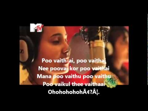 Munbe vaa ft iyer sisters with lyrics