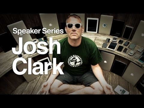 PixelMEDIA hosts Josh Clark – Mobile Design and Experience