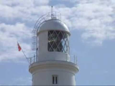 Portland Lighthouse Diaphone Fog Horn