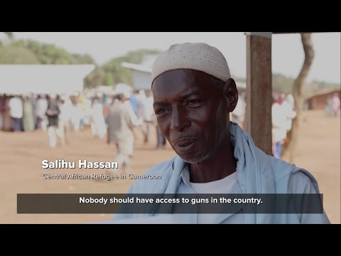 CAR Crisis: A Call for Peace - 30 Second Eye-Opener