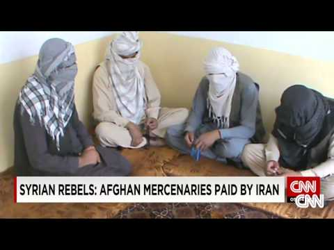 Is Iran Paying Afghan Men To Fight In Syria?