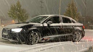 Audi A3 drift 1080p