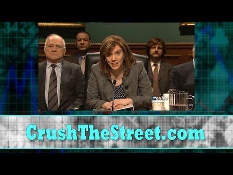 GM Recall & SNL Skit Affect Markets - Dow Down 300+