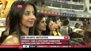 CCL 5 Semi Final 1 Chennai Rhinos Vs Karnataka Bulldozers 2nd Innings Part 4/4