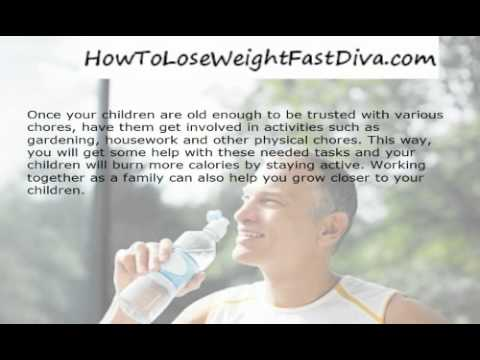 Easy Ways to Help Your Child Stay at a Healthy Weight