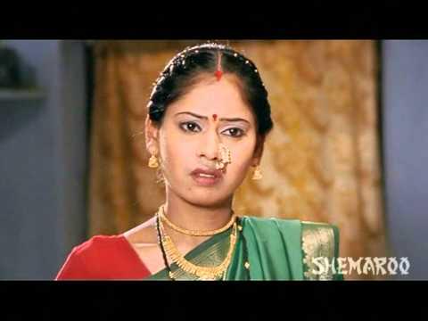 Nirmiti Sawant - First Night Scene - Aaicha Gondhal - Comedy...