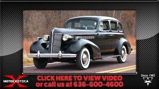 1937 Buick Special Series 40 'Slantback' Model 47 Sedan    For Sale