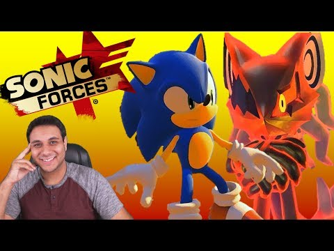Sonic Forces NEW Infinite Trailer Reaction & Analysis