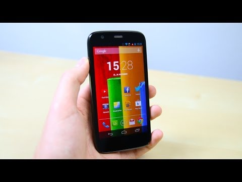 Review: Motorola Moto G (Deutsch) | SwagTab