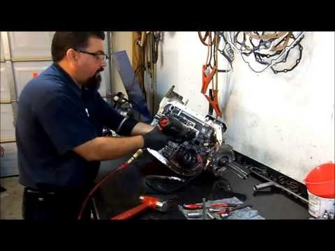 4L80E Transmission Teardown Inspection - Transmission Repair