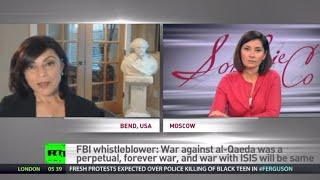 Sibel Edmonds-US cultivated, financed ISIS - FBI whistleblower